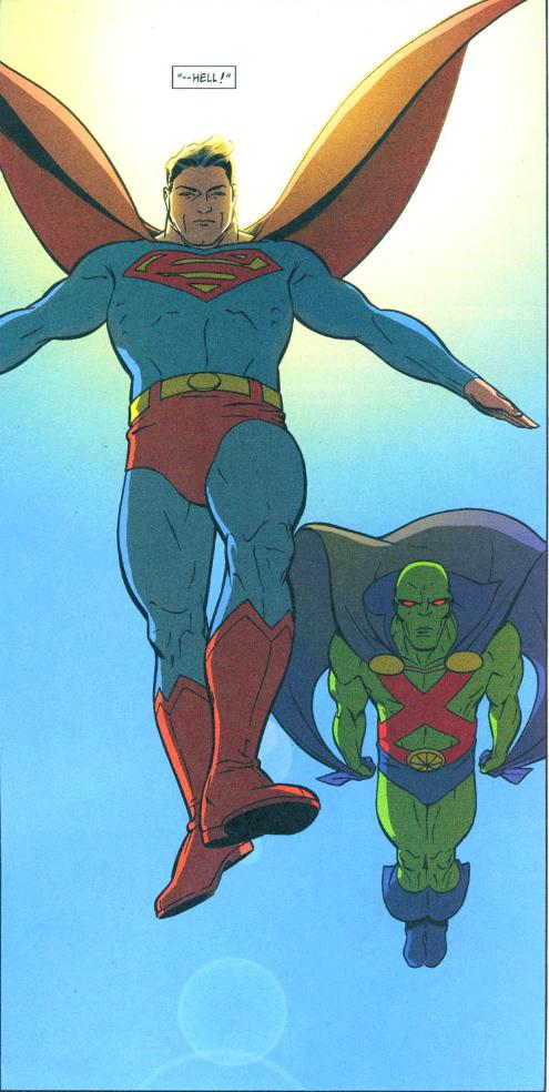 marcos martin superman manhunter
