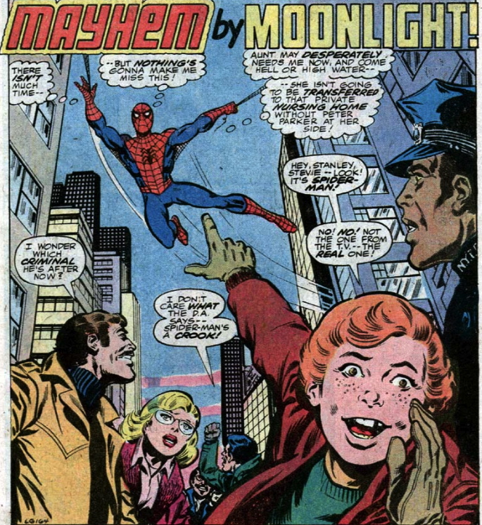 AMAZING SPIDER-MAN #189-190