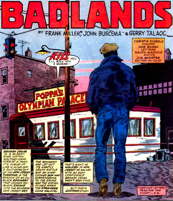 daredevil badlands