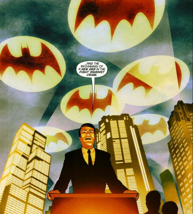 1st appearance of batman inc