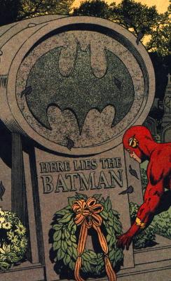 batman tombstone?