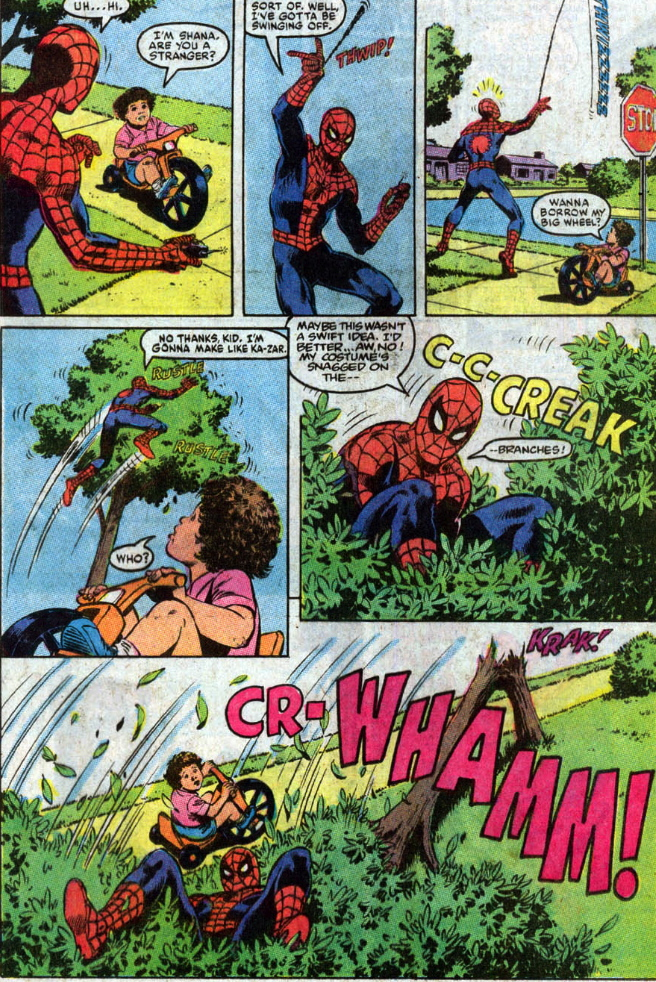 amazing spider-man 267