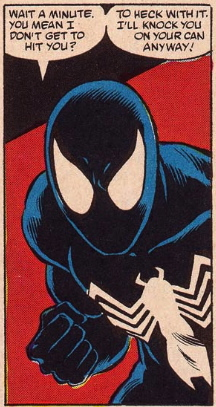 WEB OF SPIDER-MAN #12
