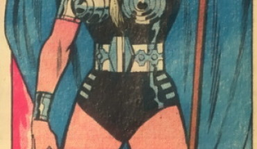 First appearance of Valkyrie