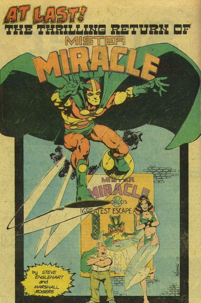 mr miracle 1977