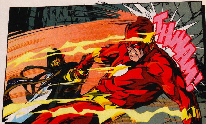 flash dead heat ninjas