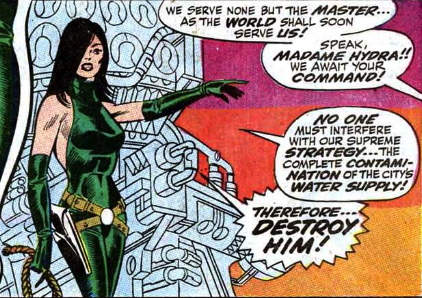 first appearance madam hydra