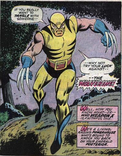 first Wolverine