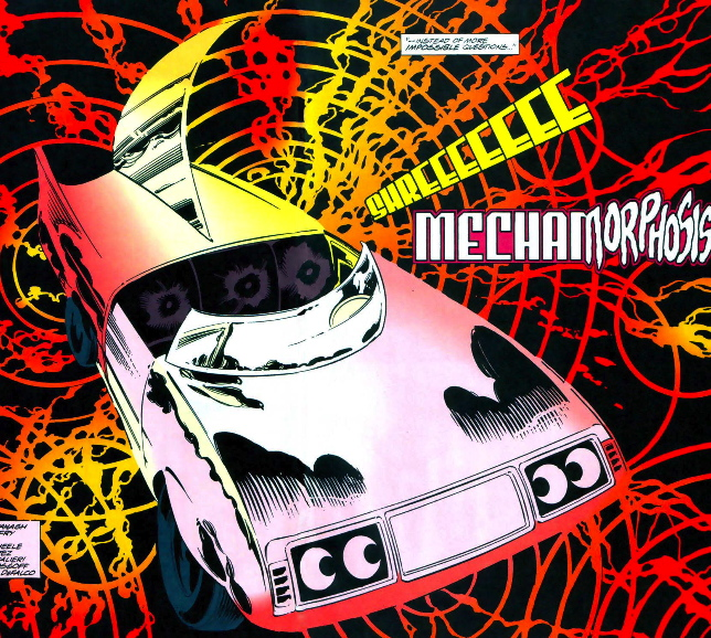 moon knight's moonmobile batmobile