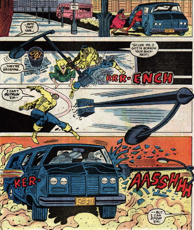 POWER MAN AND IRON FIST #88