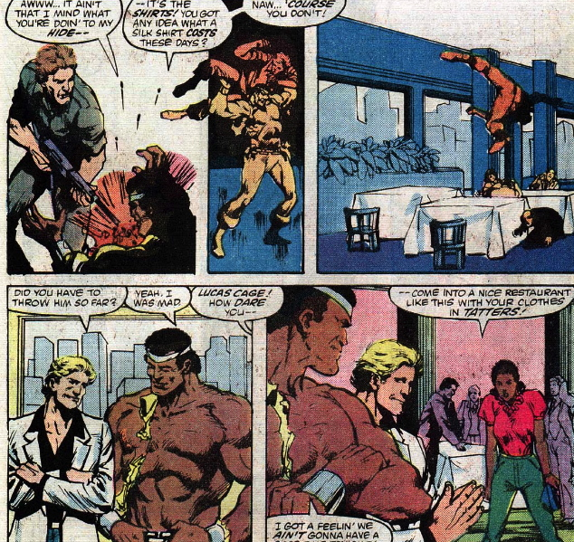 POWER MAN AND IRON FIST #89