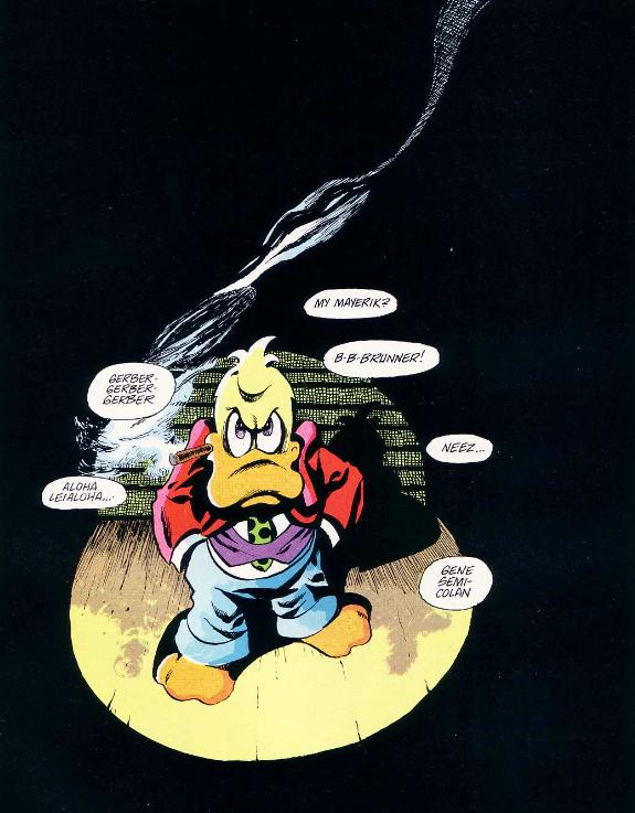 dave sim howard the duck