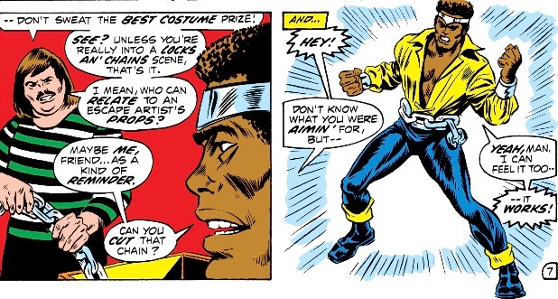 Writers for hire luke cage