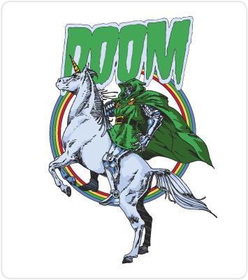doctor-doom-riding-a-unicorn