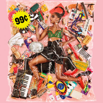 santigold 99 cents cover