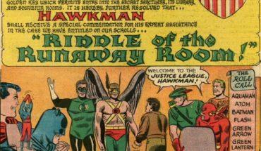 justice league 31 hawkman