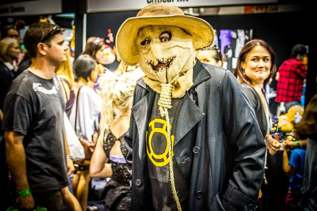 blackest night scarecrow cosplay