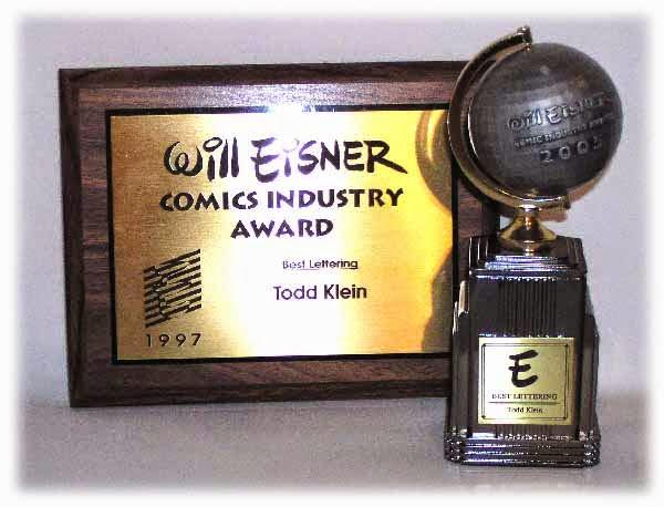 will eisner award